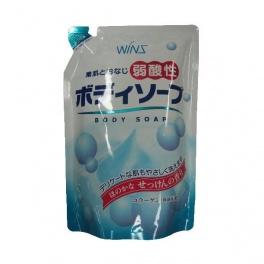 Смягчающее крем-мыло для тела с коллагеном и лауриновой кислотой